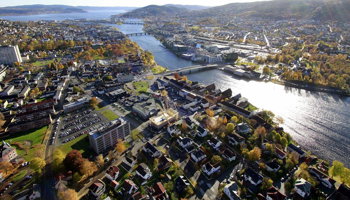 Renhold Drammen